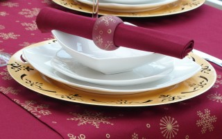 COTTON COLLECTION WINE NAPKIN